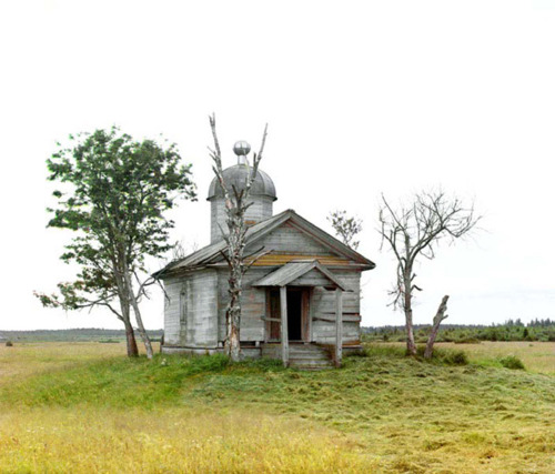 Chapel-Where-the-Old-City-of-Belozersk-Stood--Russia-c.-19
